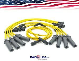 Spark Plug Wire Set for Dodge Ram 1500 Jeep Grand Cherokee 5.9L-V8 94-03