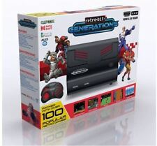 Retro-Bit Generations Plug And Play Game Console With Classic NES Games Retrobit