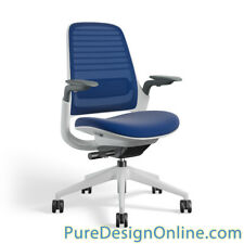 Series 1 Work Chair by Steelcase, in 10+ fabric colors and 2 frames colors