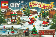 LEGO  CITY 60133 2016 ADVENT CALENDAR New Nib Sealed