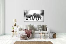 Wandtattoo Wandsticker Aufkleber Elefant V2 Grösse: 120 x 70 cm