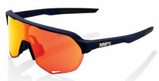 100% S2 Sunglasses -NEW - Performance Shield Lens- AUTHENTIC+ Hard Case Included