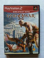 God of War (PlayStation 2, 2005) Greatest Hits Edition