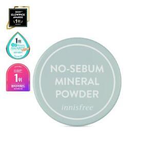 INNISFREE No Sebum Mineral Powder 5g for Oily Skin