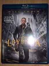 Soy Leyenda pelicula Blu Ray Disc BRD