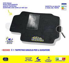 Tappetino Renault Clio III 2005>2012 tappetini guidatore tappeti per auto 1 con