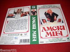 Locandina Cover AMORI MIEI (1978)  RCS Video originale - Used