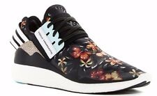 b94ed5b73477 Y-3 Retro Boost Sneaker Athletic Men Shoes Floral Graphi Black Sz 12.5