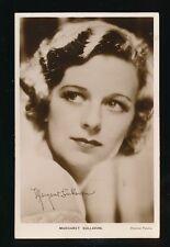 Film Theatre MARGARET SULLIVAN c1930/40s? RP PPC Film Kurier Series No66