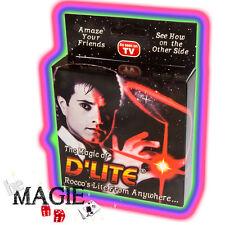 D'lite MORPH (1 seul D'lite) - Faux pouce Lumineux - Ghost light - Tour de Magie