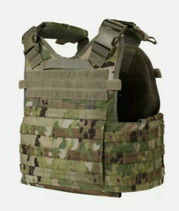 Condor MOPC-800 Operator Plate Carrier Body Armor with Triple Stacker Mag Pouch