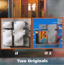 "If:  ""If / If 2""  (2on1 CD Reissue)"