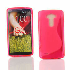 Kit Silicone/Gel/Rubber Cases & Covers for LG G3