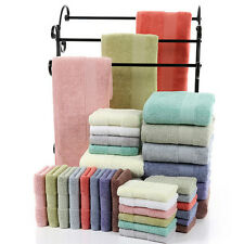 LUXURY EGYPTIAN 100% COTTON TOWELS FACE CLOTH HAND BATH TOWEL SUPER SHEET DAZ