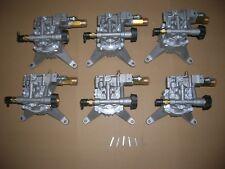 (6) 2800 PSI Pressure Washer Pump Vertical Shaft NEW Sears Craftsman FREE Key