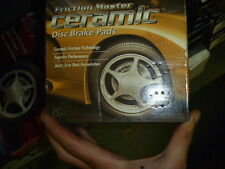 New 04-12 Chevrolet Impala Buick Pontiac Rear Morse Ceramic CMX999 Brakes Pads
