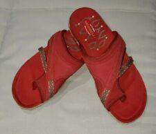 Women's Merrell District Muri Slide Chili Sandals size 9. New