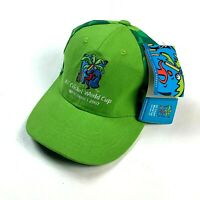 ICC Cricket World Cup West Indies 2007 Deadstock Hat Cap NWT