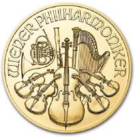 AUTRICHE Philarmonique Or 1/10 once 2017 - gold coin 1/10 oz