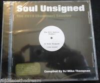 DJ MIKE THOMPSON The 2010 Summer Session SUDJ002 NEW CD ALBUM SEALED