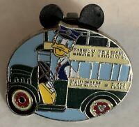 Disney DONALD DUCK Transportation Cast Lanyard Hidden Mickey Pin 2005 MK