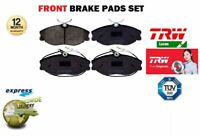 FOR PEUGEOT 306 2.0 S16 163BHP 5/1997-5/2001 NEW FRONT BRAKE PADS SET