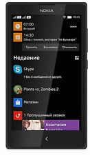 Nokia XL - 4GB - Black (Unlocked) Smartphone