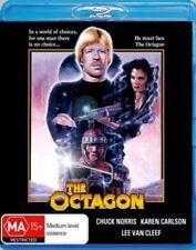 Blu-ray Disc The OCTAGON Chuck Norris Gun 99c