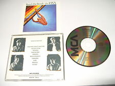 THE FIXX - REACH THE BEACH-10 TRACK CD-1983-MADE IN JAPAN Ex condition