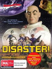 DISASTER - Team America style... Animation Spoof COMEDY Film DVD Region 4