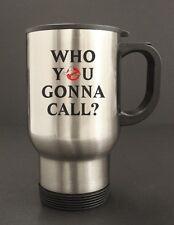 Ghostbusters Theme - Novelty Travel Mug - Movie Humor Funny #87STM