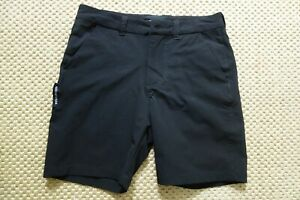 God And Famous Commuter Shorts - 28 - Black