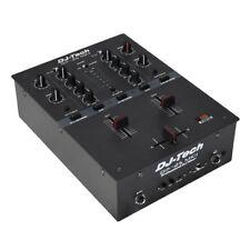 DJ-Tech - DIF-2S MKII - 2 CH. DJ Scratch Mixer w/ innoFADER Pro.