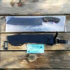 Tops Knives EL CHETE 1095 Carbon Steel Blade, Micarta, Kydex Sheath w/ Dangler