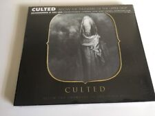 Below the Thunders of the Upper Deep [Digipak] * by Culted (CD, Aug-2009, Relaps