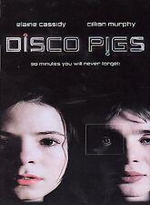 Disco Pigs (DVD, 2003) Elaine Cassidy Cillian Murphy