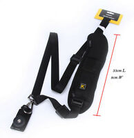 Camera Shoulder Sling Strap DLSR Canon Sony Nikon Pentax Free Post Photograpy
