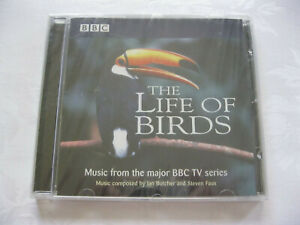 THE LIFE OF BIRDS - Music From The BBC TV Series (CD - BRAND NEW/SEALED)