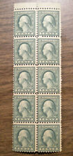 a US block of 10  -  # 462  -  from the 1916  -   OG NH