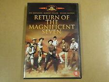 DVD / RETURN OF THE MAGNIFICENT SEVEN / LE RETOUR DES SEPT MERCENAIRES