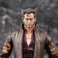 "Wolverine 6"" Action Figure Young Logan X-Men Classic 1/12 Collectible PVC Model"