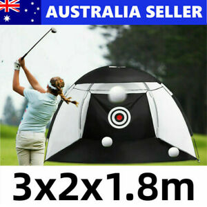 3m Golf Hitting Net Golf Practice Driving Hit Net Cage Training Net WIth Bag