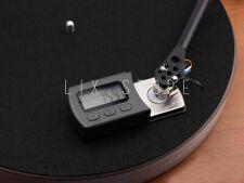 LP vinyl record player, needle pressure gauge, stylus weight meter 5g/0.01g