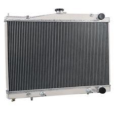2Row 52mm Kühler Für Nissan Skyline R34 R33 GTS-T GTR GTT RB25DET RB26DETT AT/MT