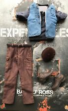 Hot Toys mms194 Expendables 2 Barney Ross 1/6 Clother set