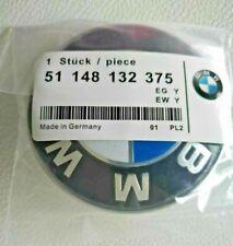 BMW 82mm Emblem Motorhaube F10/F11/F06/F07/F12/F13/E64/E63/E87/E85/E81/E82 Logo