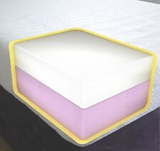 CoolMax Superior - 3FT Single 18cm - Memory Foam Mattress - With CoolMax Cover