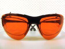 Para Usuarios De Gafas: Luz azul y UV Gafas protectoras TERMINATOR UV400 Naranja
