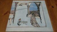 Genesis – Trespass Vinyl LP Album 1970 33RPM Charisma Hatter Labels Gatefold