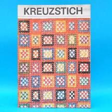 Kreuzstich | Sticken | Verlag für die Frau | DDR 1979 E